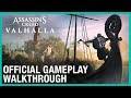 Assassin's Creed Valhalla - 30 perces játékmenet videó