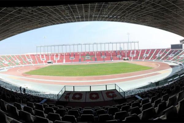 Estádio Príncipe Moulay Abdellah, em Rabat, deve receber jogos da Copa Africana de nações, em 2015, e do Mundial de Clubes, em 2014