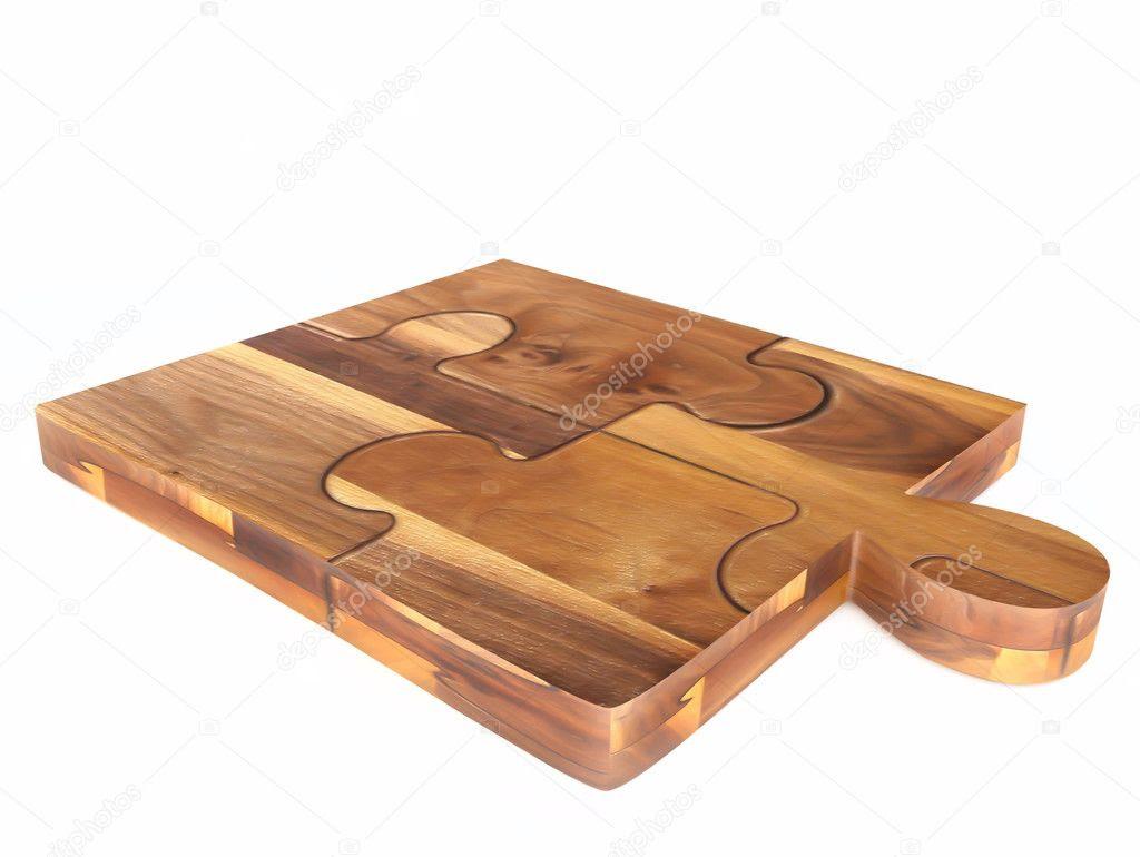 Wooden Chopping Board   Stock Photo © Naira Kalantaryan #