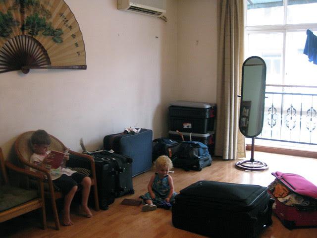 Living room, 2011
