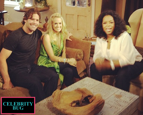 Oprah's Next Chapter (May 20), Carrie Underwood