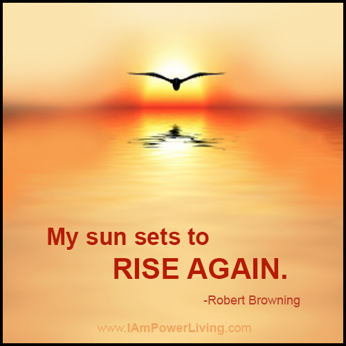 Rise Again Power Living Today