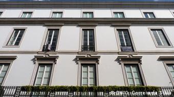 40 Jahre Nelkenrevolution in Portugal - PIDE/DGS Hauptsitz