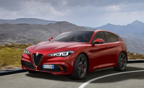 Alfa Romeo Giulietta First Car