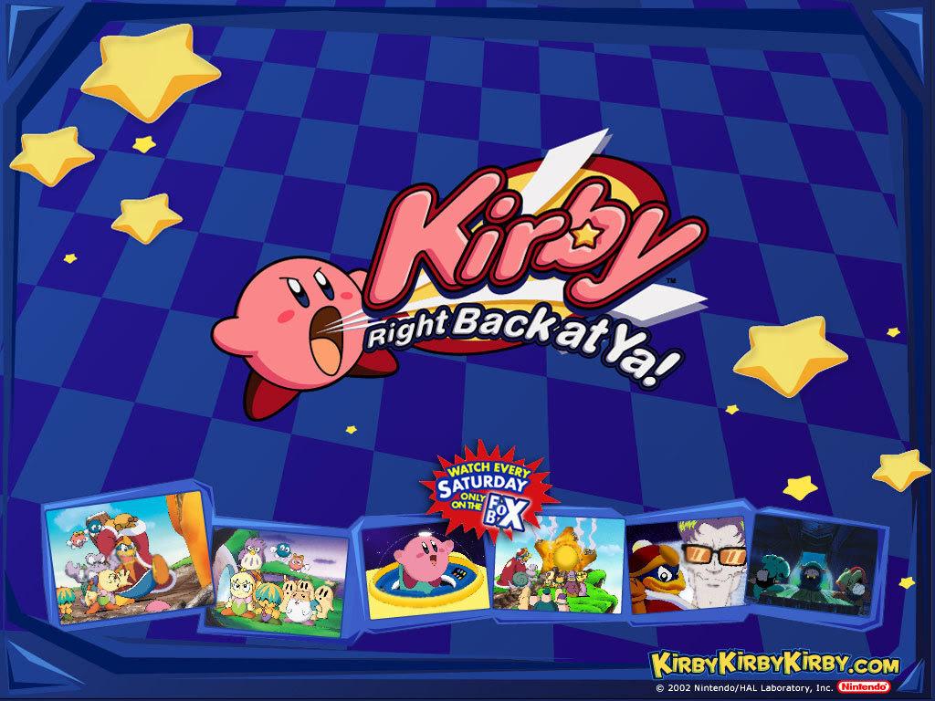 Kirby Right Back At Ya Kirby Wallpaper 5559577 Fanpop Page 6