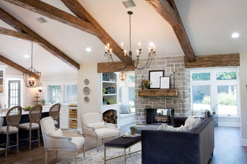 Fixer Upper's Best Living Room Designs and Ideas | HGTV's ...
