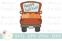 Free Happy Fall Y All Truck Svg File Crafter File Free Svg Files Faith Svg And Fox Svg Download
