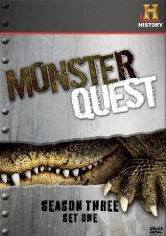 MonsterQuest - Season Three, Set One