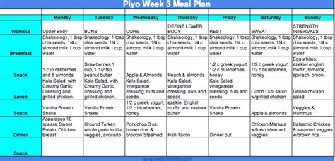 committed   fit week  piyo womens progress update