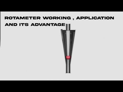 Rotameter Working and its advantage /limitations