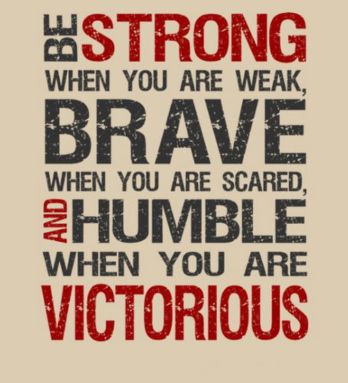 Be Strong Inspirational Quotes For Work