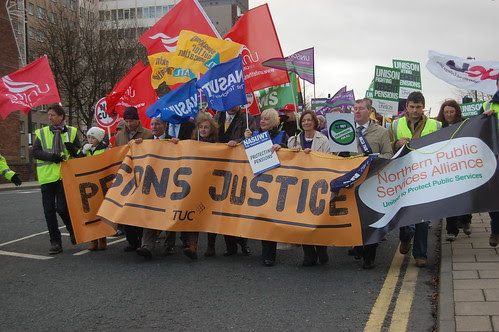 Strike March Nov 11 16