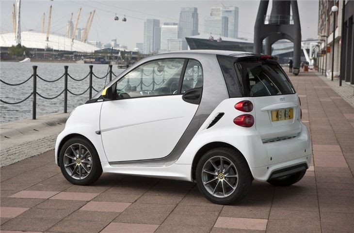 Smart Fortwo 451 2007 - Car Review  Honest John