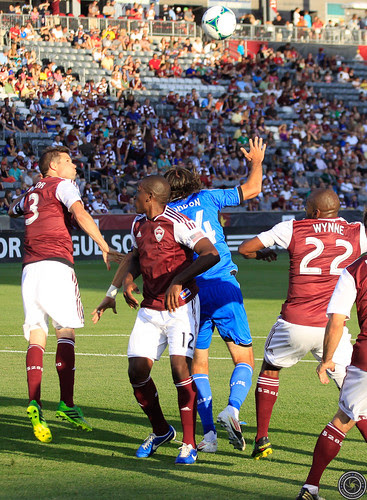 Colorado Rapids vs San Jose Earthquakes June 15th 2013 by Corbin Elliott Photography