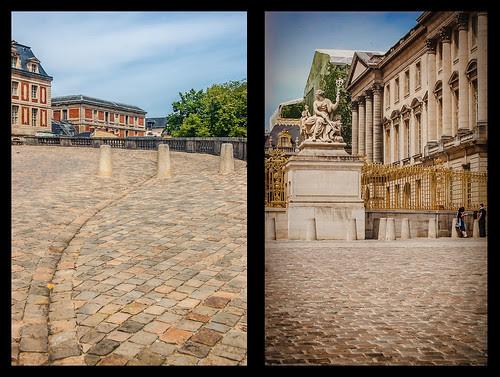 Versailles Castle - Square