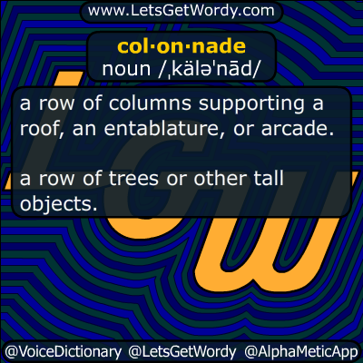 colonnade 02/14/2017 GFX Definition