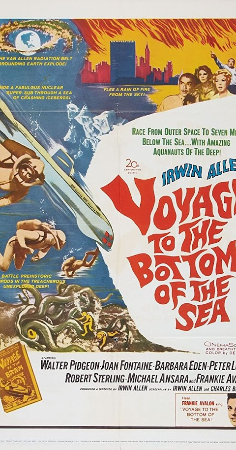 Voyage To The Bottom Of The Sea Film Cast