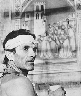 Il cinema come meta-arte: Pasolini nei panni di un allievo di Giotto