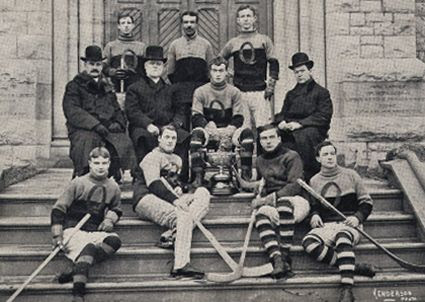 1905-06 Queen's University team, 1905-06 Queen's University team