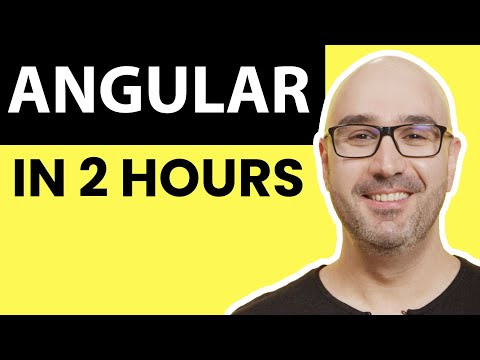 Angular 4 Full Video Tutorial: