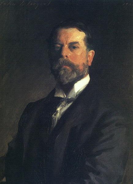 Ficheiro:John Singer Sargent - autoportrait 1906.jpg