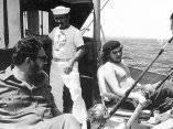 Che Con Fidel de pesquería, 1960