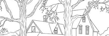 Printable Free Nature Coloring Pages For Adults