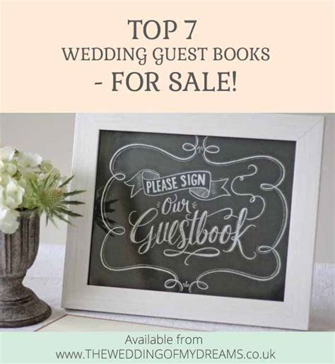 Top 7 Best Wedding Guest Books