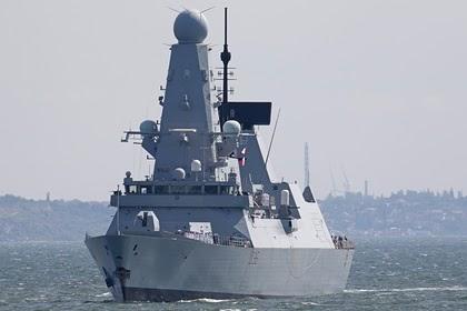 Раскрыта личность потерявшего секретные документы об эсминце у Крыма британца