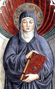 Resultado de imagen para santa monica de hipona