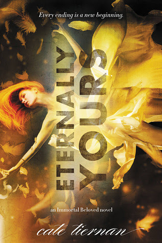Eternally Yours (Immortal Beloved, #3)