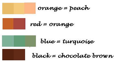 colors :. farger