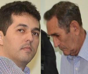 Gláucio Alencar e José Miranda