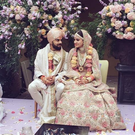 Anushka Sharma   Virat Kohli Wedding Photos: Unmissable