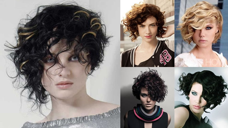 Short Curly Hair Styles For Women 2019 George S Blog
