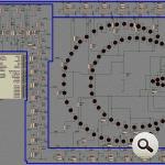PIC16F877 tháng isis sao-LED-tác-Dự án mạch