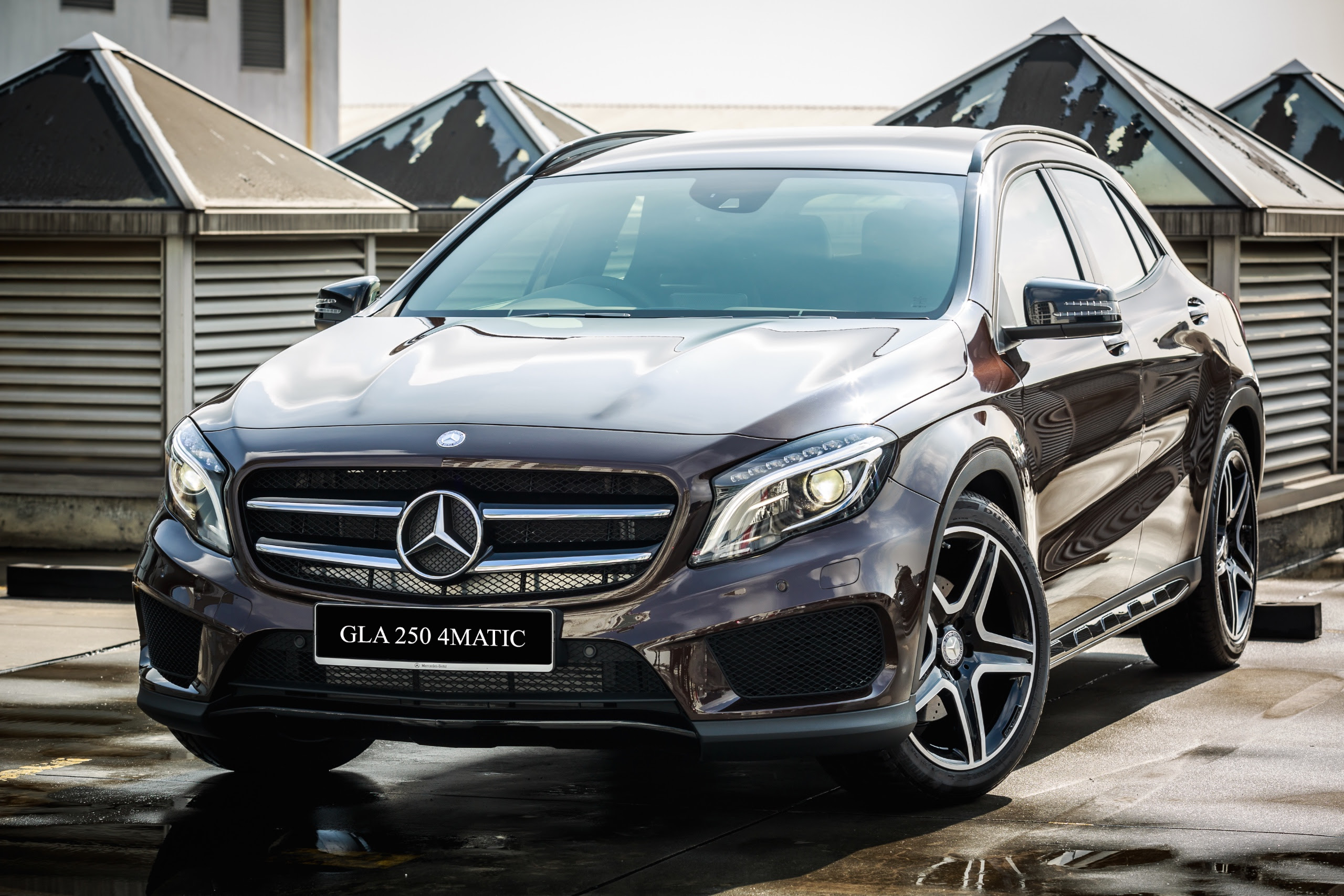 Mercedes-Benz GLA-Class SUV launched in Malaysia - GLA 200 ...