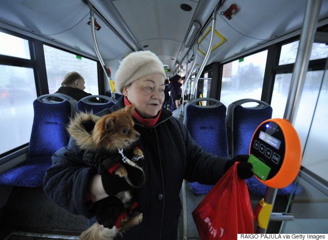 public transport tallin