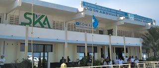 SKA Logistics at Mogadishu