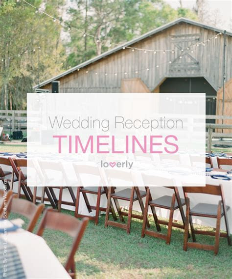 How to Create Your Wedding Day Timeline   Just Married