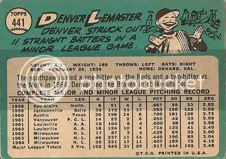 #441 Denver Lemaster