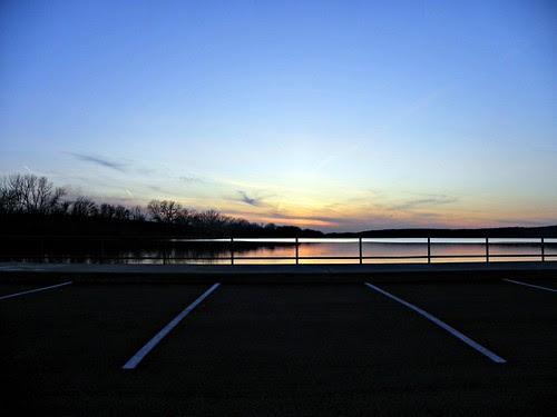 3 25 2010 Saganashkee Slought sunset (9)
