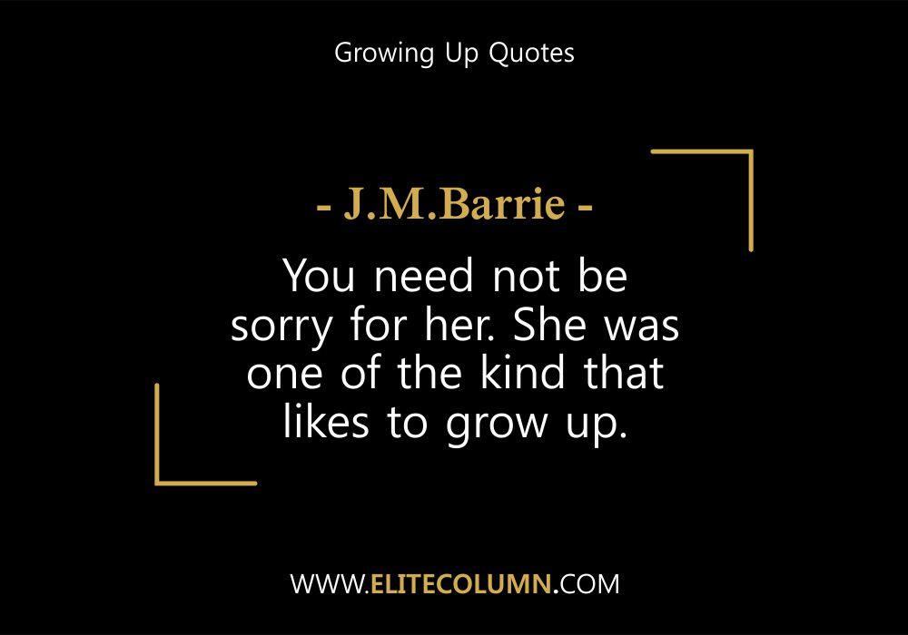 12 Bizarre Quotes Of The Inevitable Nature Of Growing Up Elitecolumn