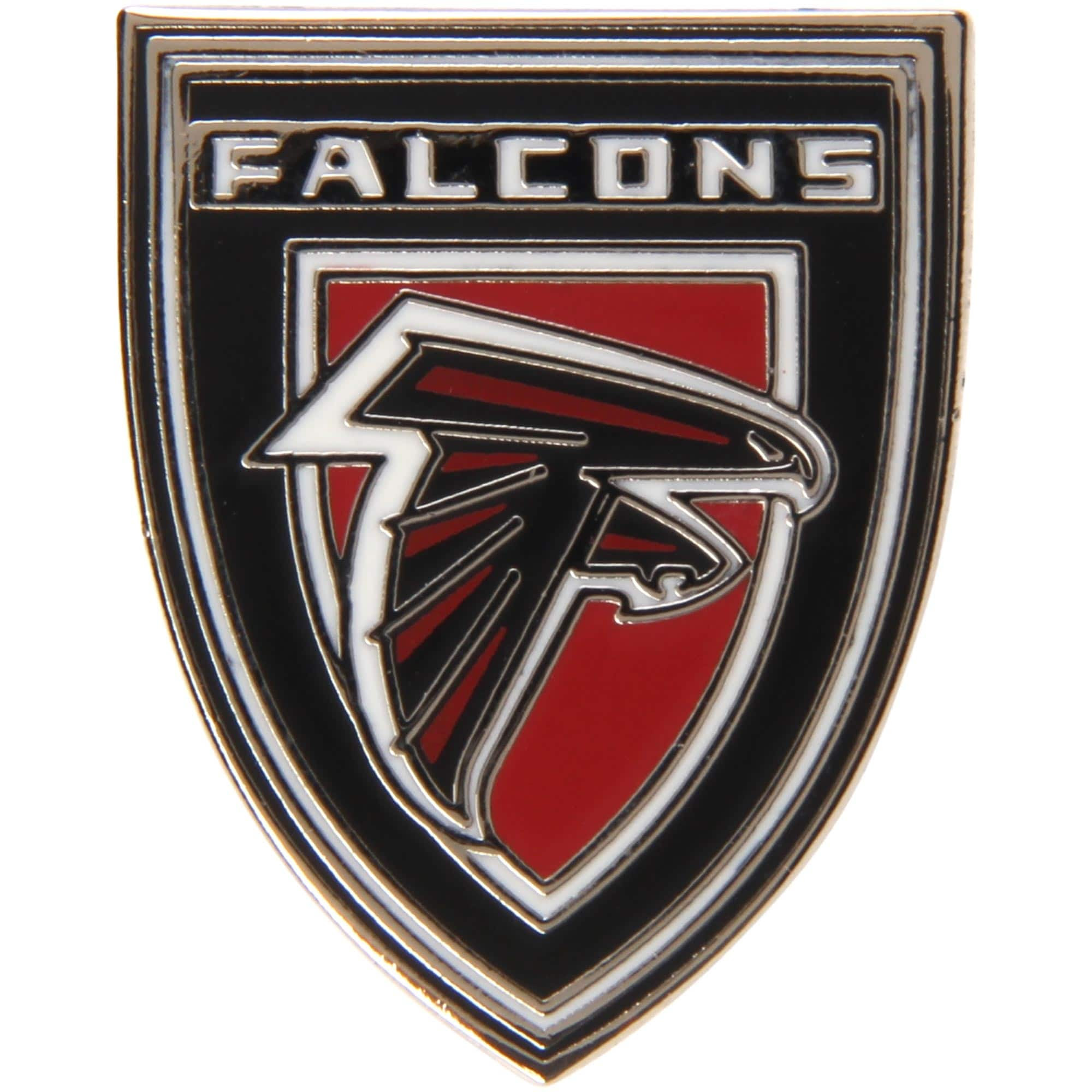Atlanta Falcons Team Crest Pin
