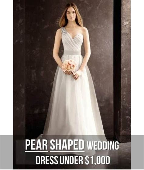 Your Body Shape and Your Wedding Dress: Pear Shaped