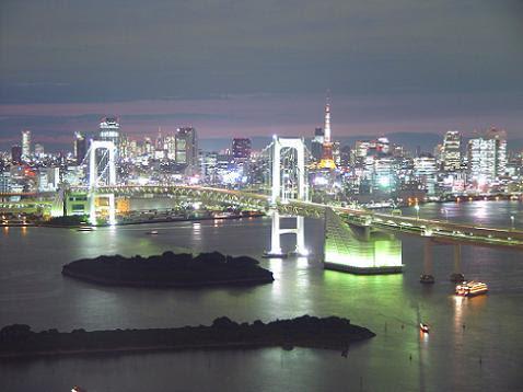 tokyoskyline Las 10 ciudades con más rascacielos del mundo