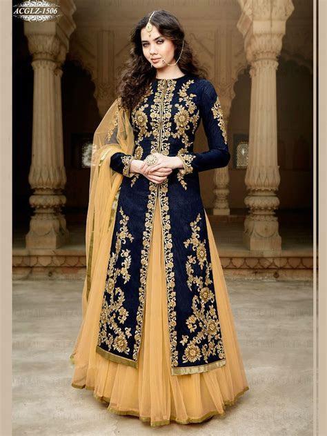 Indian Designer Dress Pakistani Bollywood Anarkali Suit