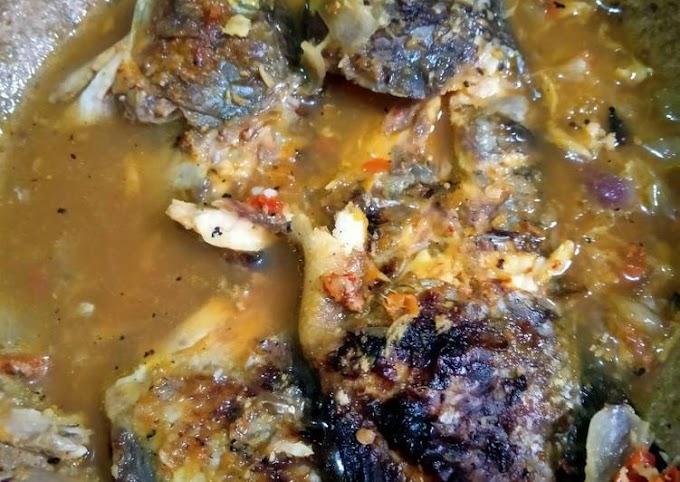 Resep Pepecak nila khas sunda (ikan cobek) MUDAH Anti Gagal