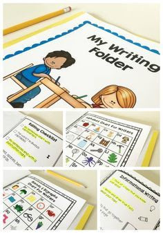 The Idea Backpack: Freebie - Editable Handwriting Paper. Good for ...