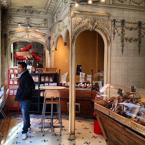 Our beautiful boulangerie by la casa a pois